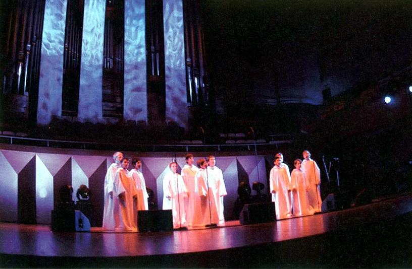Les concerts et sorties (prestations live de Libera) [2000 → présent] 200517