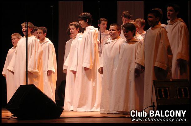 Les concerts et sorties (prestations live de Libera) [2000 → présent] 2005_211
