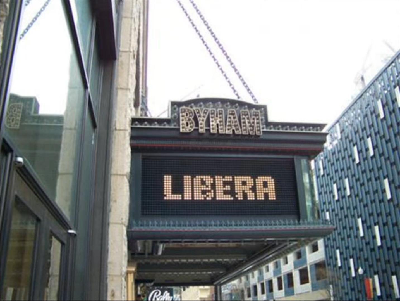 Les concerts et sorties (prestations live de Libera) [2000 → présent] - Page 2 Extb10