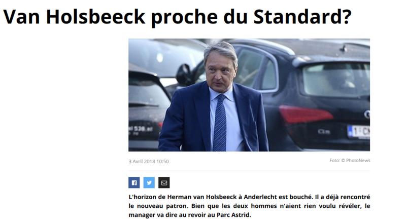 Herman Van Holsbeeck se confie Vh111