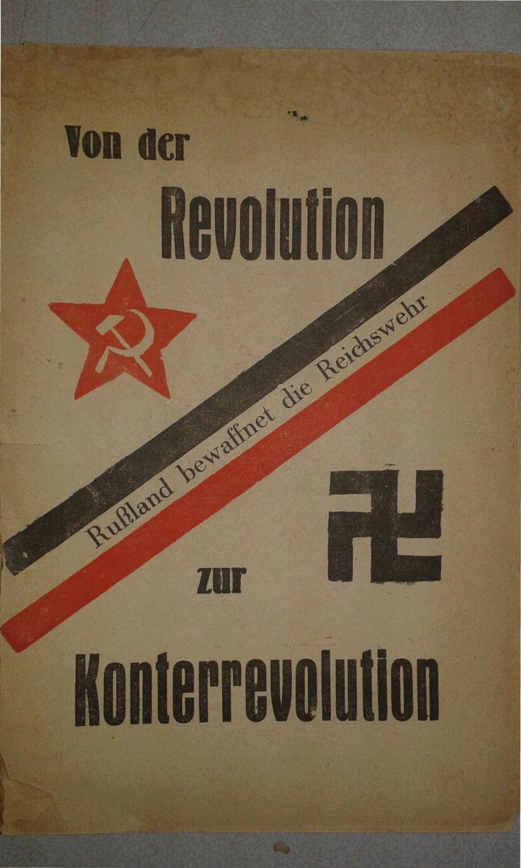 Programa del Partido Comunista Obrero de Alemania. Berlín, Enero 1924. R10