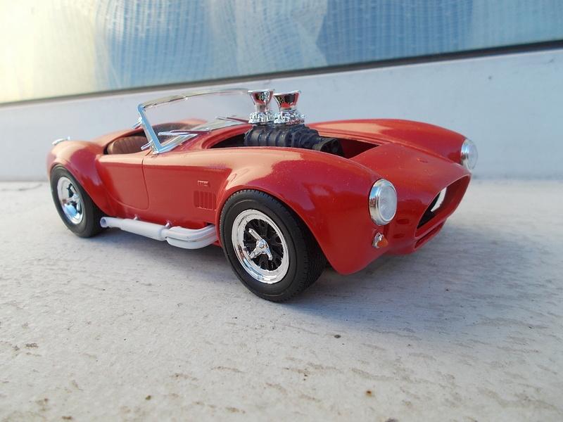 Shelby Cobra (Fujimi) Dscn3341