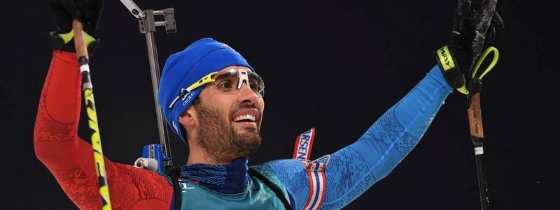 La France totalise désormais 10 médailles au Jeux olympiques de Pyeongchang. 14408311