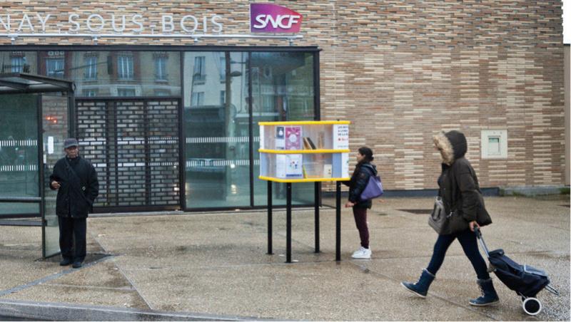 Des boîtes à livres installées dans les gares franciliennes 34ec5510