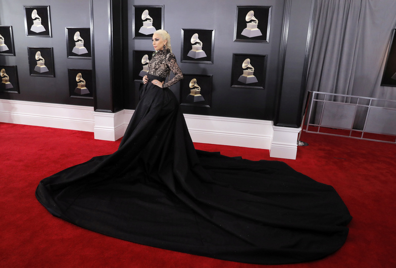 Le tapis rouge des Grammy Awards 2018 Awards10