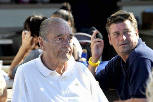 oui dejà 85 ans  Jacques   Chirac  Photo-12