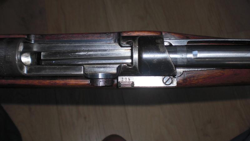 Le seul qui me reste. Mauser Obendorff M96 / 1899 Cimg9412