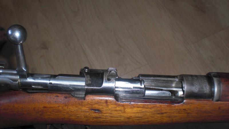 Le seul qui me reste. Mauser Obendorff M96 / 1899 Cimg9415