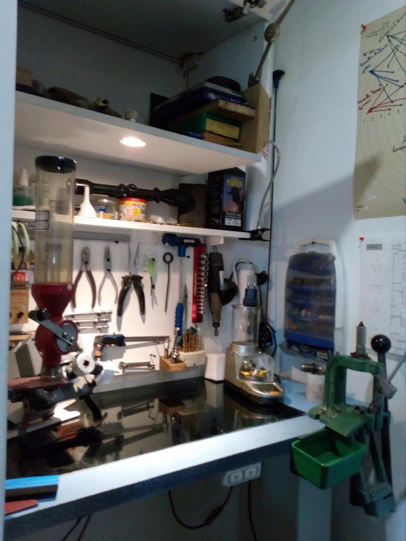 Mon petit atelier de rechargement à niveau variable Img_2024