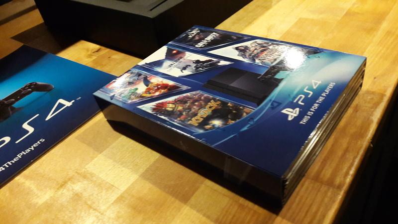 press kit - [Vds] Press-Kits divers sur PS3 et PS4 20171112