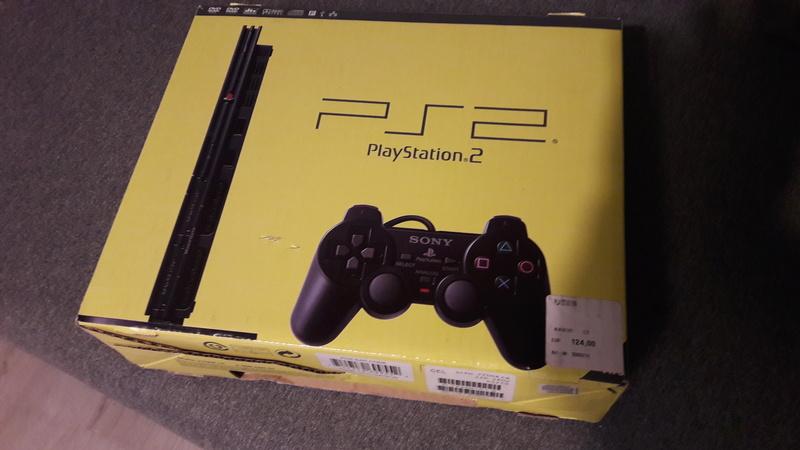 Vds PS2 en boite complète + 15 jeux + sacoche Sony PS2 20171118