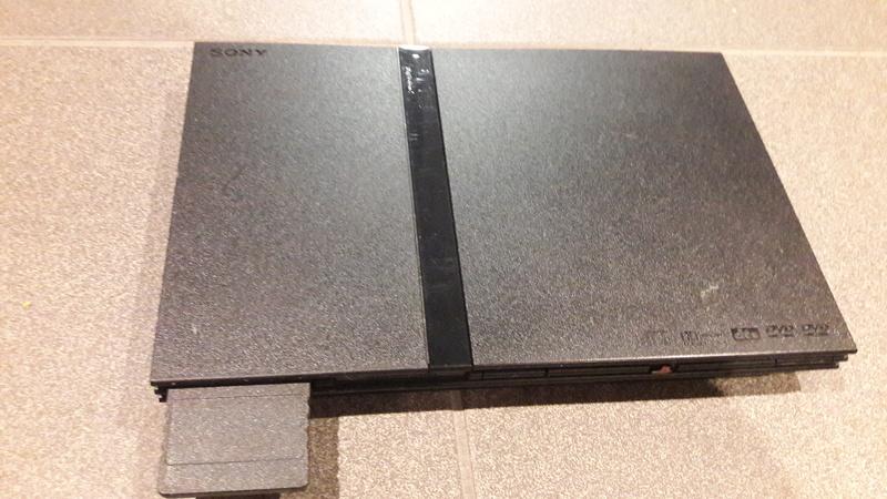 Vds PS2 en boite complète + 15 jeux + sacoche Sony PS2 20171120