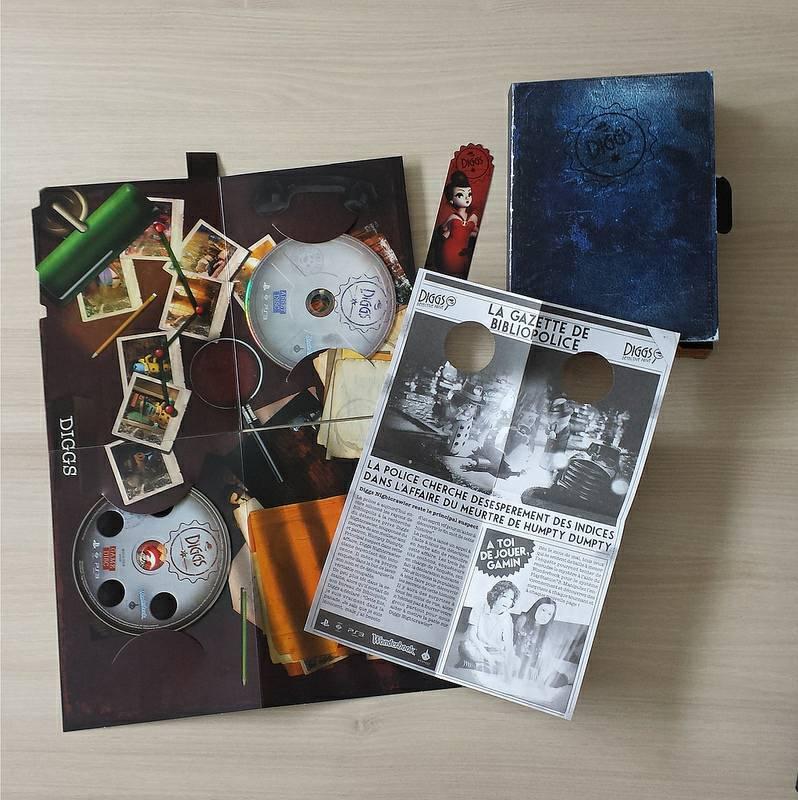 press kit - [Vds] Press-Kits divers sur PS3 et PS4 Diggs110