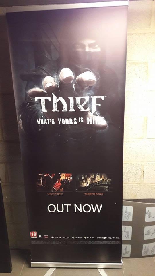press kit - [Vds] Press-Kits divers sur PS3 et PS4 Thief_10