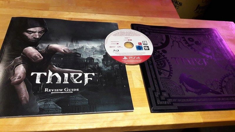 press kit - [Vds] Press-Kits divers sur PS3 et PS4 Thief_11