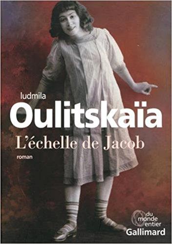 L'échelle de Jacob Broché – Ludmila Oulitskaïa  41nbpu10