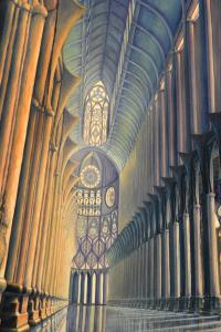 Cathédrale aux Miroirs