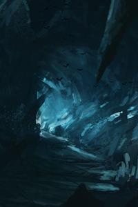 Les cavernes Blanches