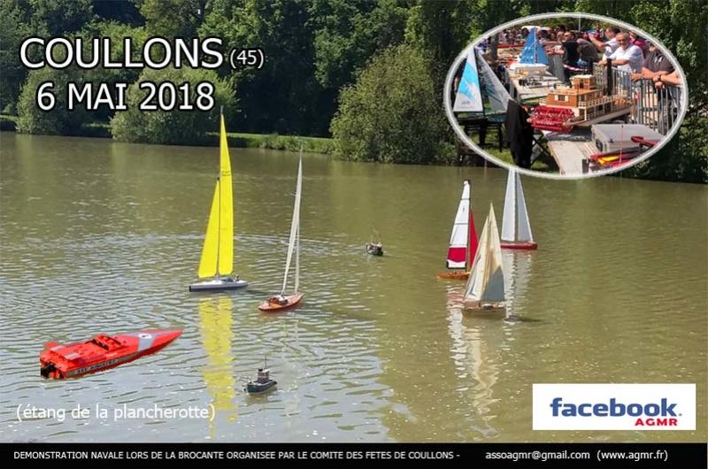 demonstration bateaux Affich10