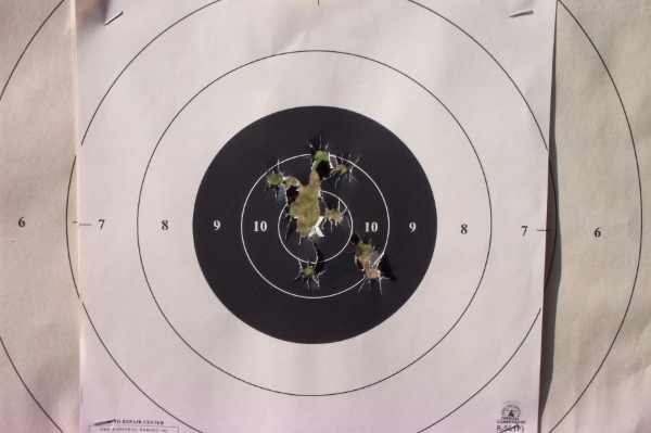 Show your targets. Any targets - For instance, First target, or one that shows progress, etc. Hb_rap10