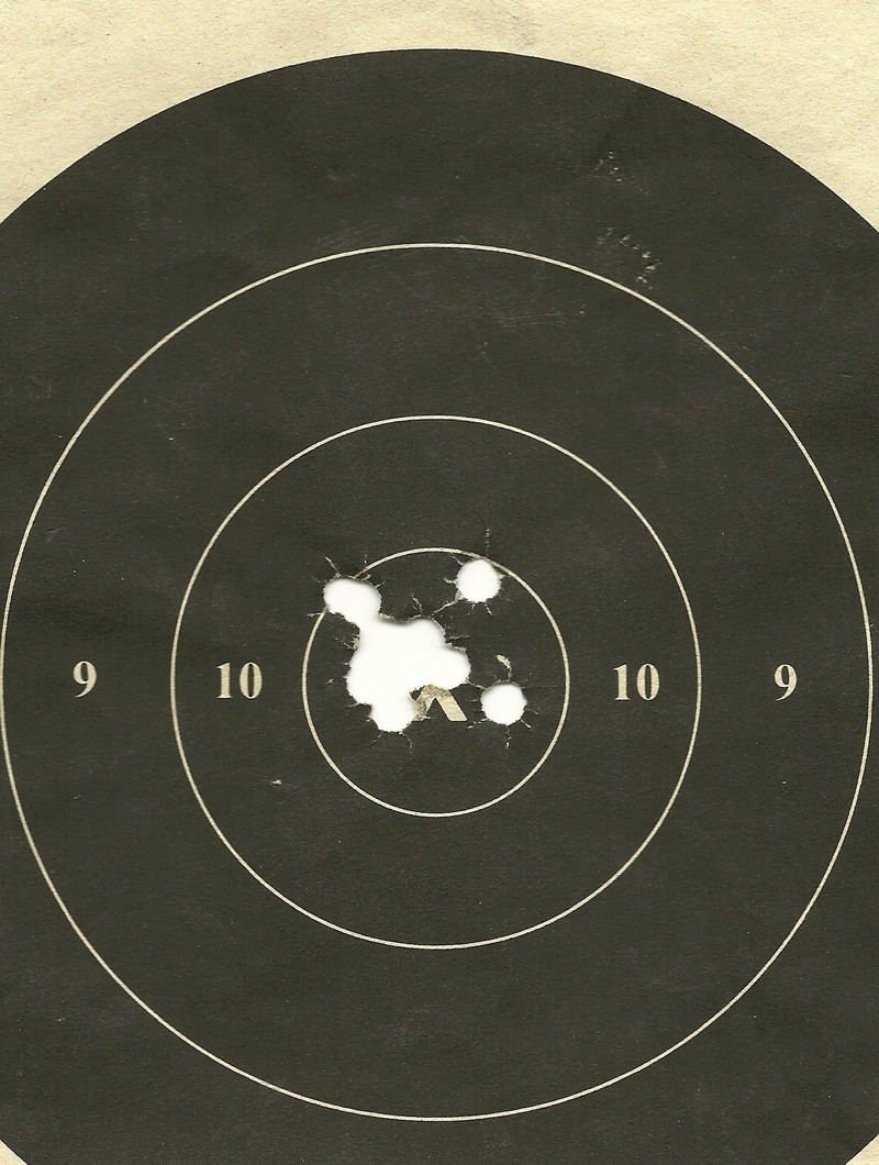 Show your targets. Any targets - For instance, First target, or one that shows progress, etc. Ransom10