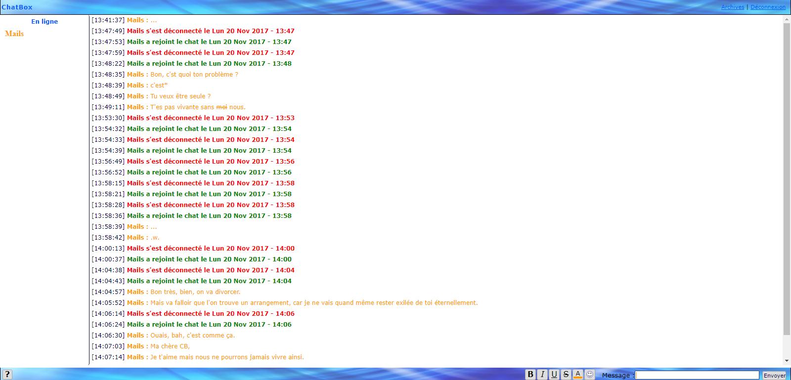 Le meilleur de la chatbox - Page 7 Tailsd22
