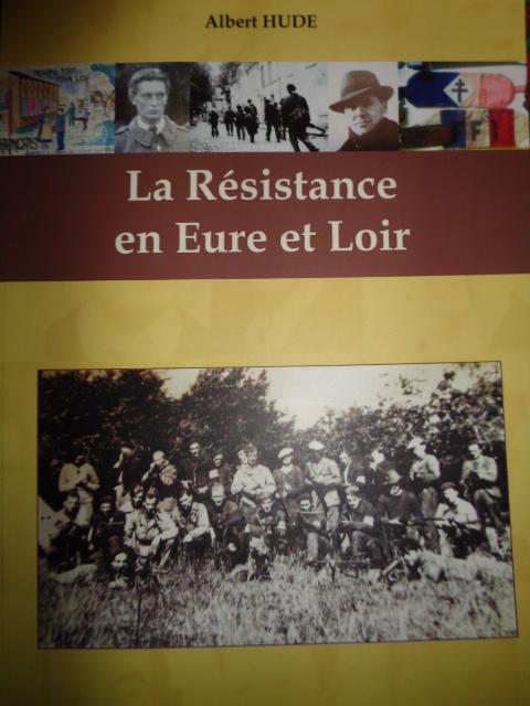 La Résistance en Eure et Loire Albert HUDE L_110