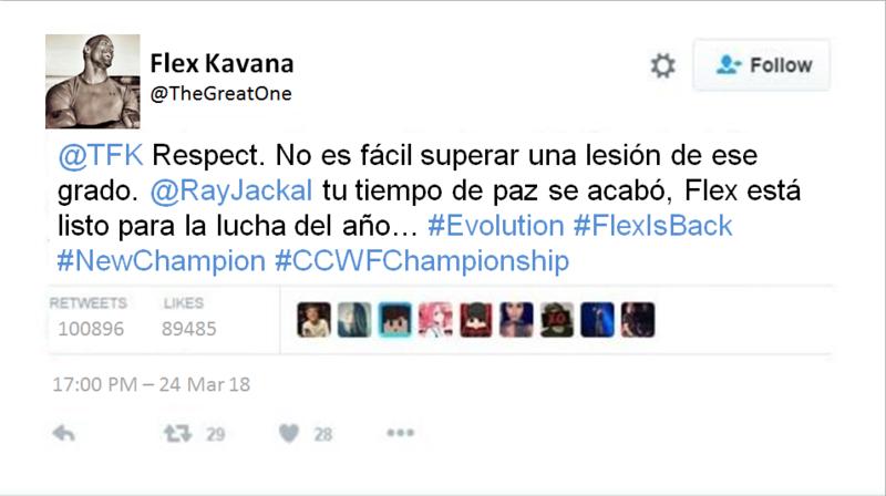 EVOLUTION #03 · 21.03.2018 Flex1510