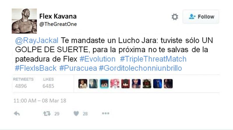 EVOLUTION #01- 07.03.2018 Flex312