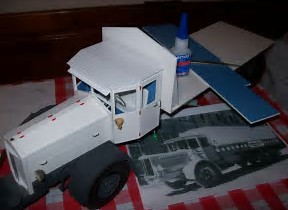 Heng Long Military Truck 1:16 Thege110