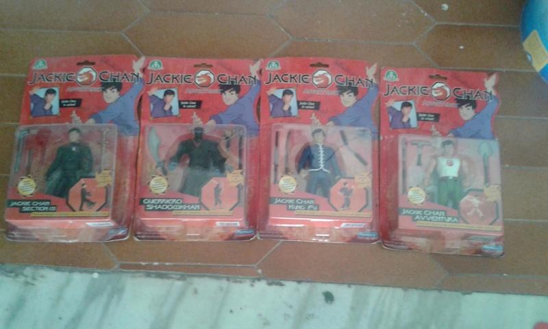 serie completa di jakie cha giochi preziosi anno 1996 23154810