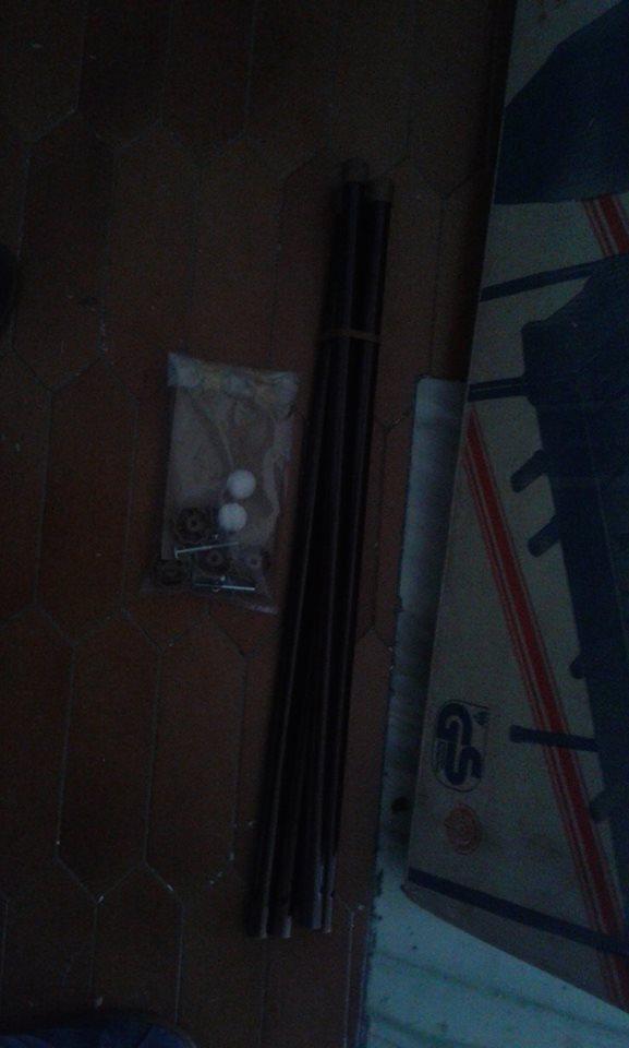 calcio balilla arco falc fondo di magazzino anni 80 29511610
