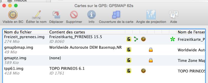gps to basecamp sur mac... encore et encore... Captur21