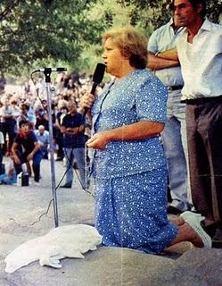 Les apparitions de La Vierge à L'Escorial - 1980 Amparo11