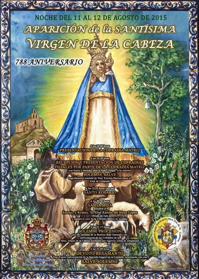 Les apparitions de la Très Sainte Vierge Marie dans le monde - Page 2 Anduja10