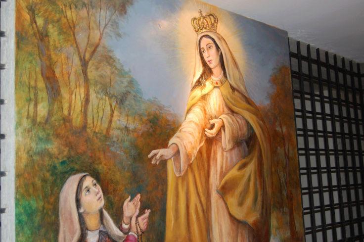 Les apparitions de la Très Sainte Vierge Marie dans le monde - Page 2 Cubas10