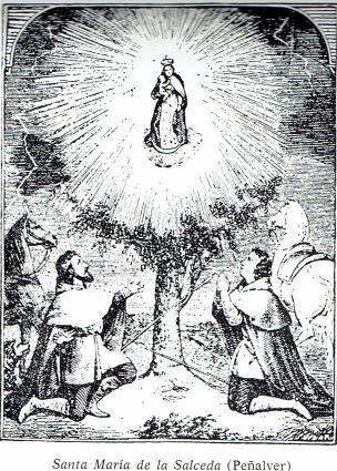 Les apparitions de la Très Sainte Vierge Marie dans le monde - Page 2 Guadal10