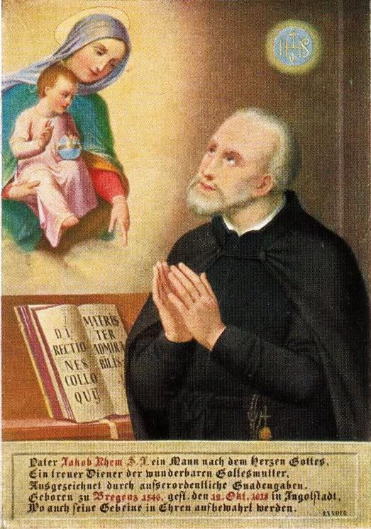 Les apparitions de la Très Sainte Vierge Marie dans le monde Ingols10