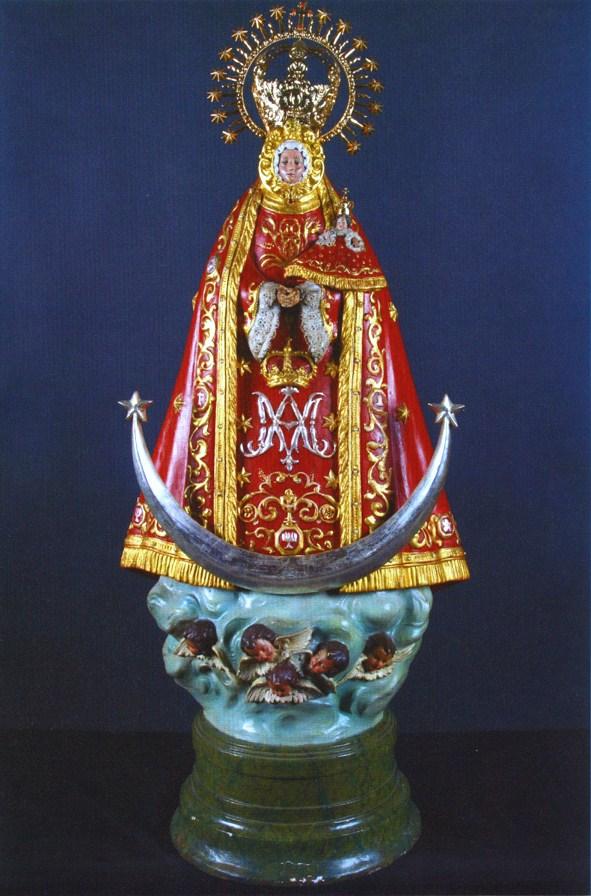 Les apparitions de la Très Sainte Vierge Marie dans le monde - Page 2 Los_ll10