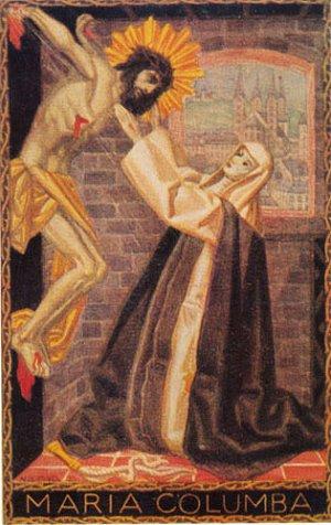 Les Apparitions en Allemagne de A-C Marian11