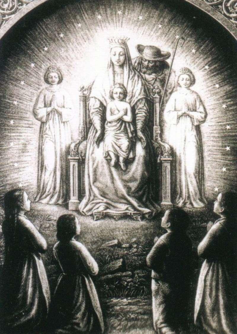 Les apparitions de la Très Sainte Vierge Marie dans le monde Marpin10