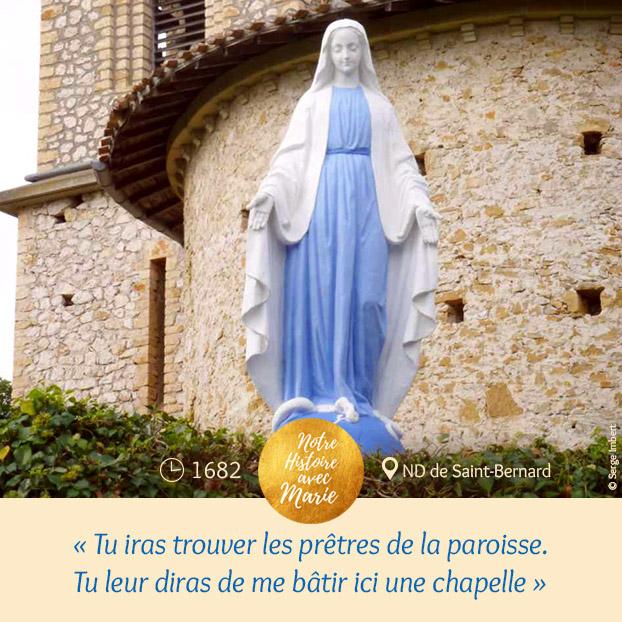 Les apparitions de la Très Sainte Vierge Marie dans le monde - Page 2 Notre_15