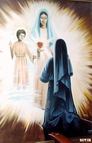 Les apparitions de la Très Sainte Vierge Marie dans le monde - Page 2 Pontev10