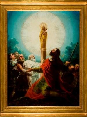 Les apparitions de la Très Sainte Vierge Marie dans le monde - Page 2 Sarrag10