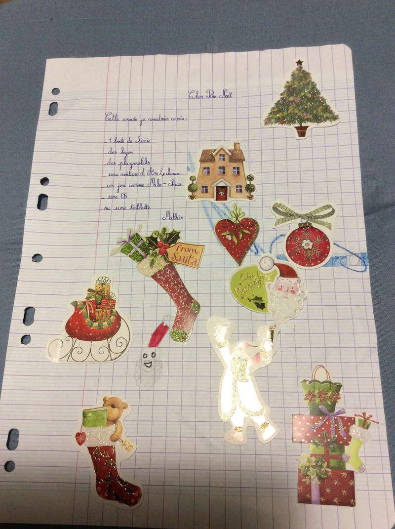 La galerie de la lettre au Père Noël - Page 4 Lettre10