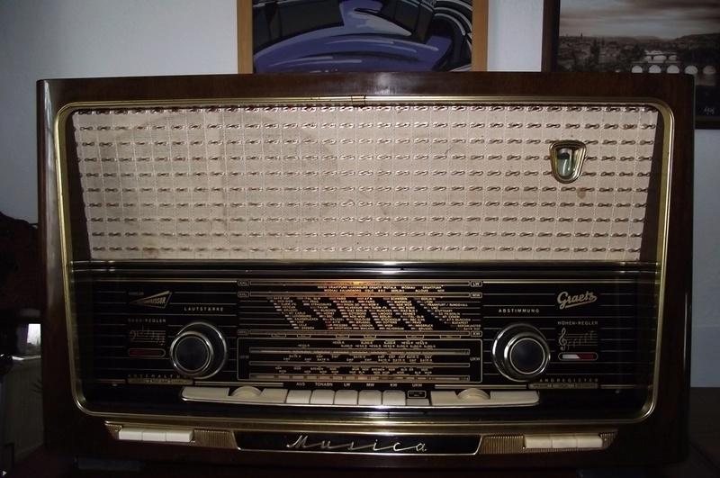 Ламповые радиоприёмники деда Панфила - Страница 11 Graetz10