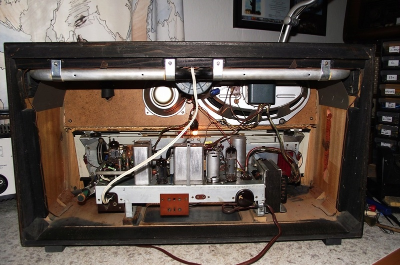 Ламповые радиоприёмники деда Панфила - Страница 11 Graetz12