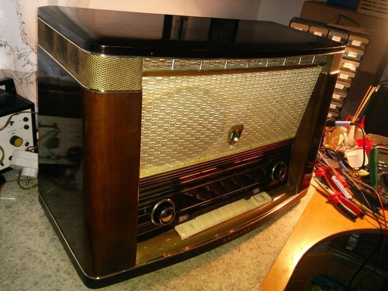 Ламповые радиоприёмники деда Панфила - Страница 11 P010