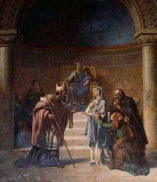 11 avril : Sainte Godeberthe de Noyon (ou Godeberte) 11dff710
