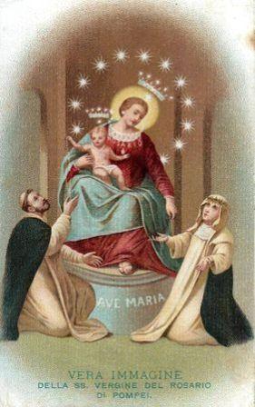 8 mai Supplique à la Reine du Rosaire de Pompéi 45714710